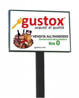 Roma San Pietro - Piazza Pio XI fronte civico 78 B su spartitraffico centrale - SPQR 300X200 per 14 giorni affissioni SCG Roma