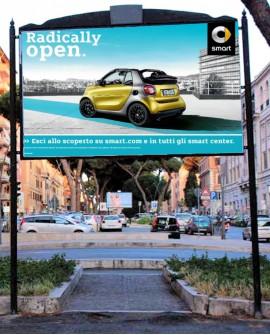 Roma Africano - Viale Etiopia svincolo tangenziale altezza uscita Renault - Todis - Sma - Poster - 300X200  outdoor per 14 giorn