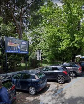 Roma Africano - Viale Somalia ang. Via Antrodoco fr. uscita Circonvallazione Salaria - Poster - 300X200  outdoor per 14 giorni