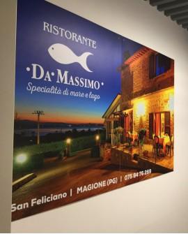 Area Ascensore pubblicità cartello 239x150cm indoor per 30 giorni Parcheggio Mercato Coperto Perugia - SIPA Perugia