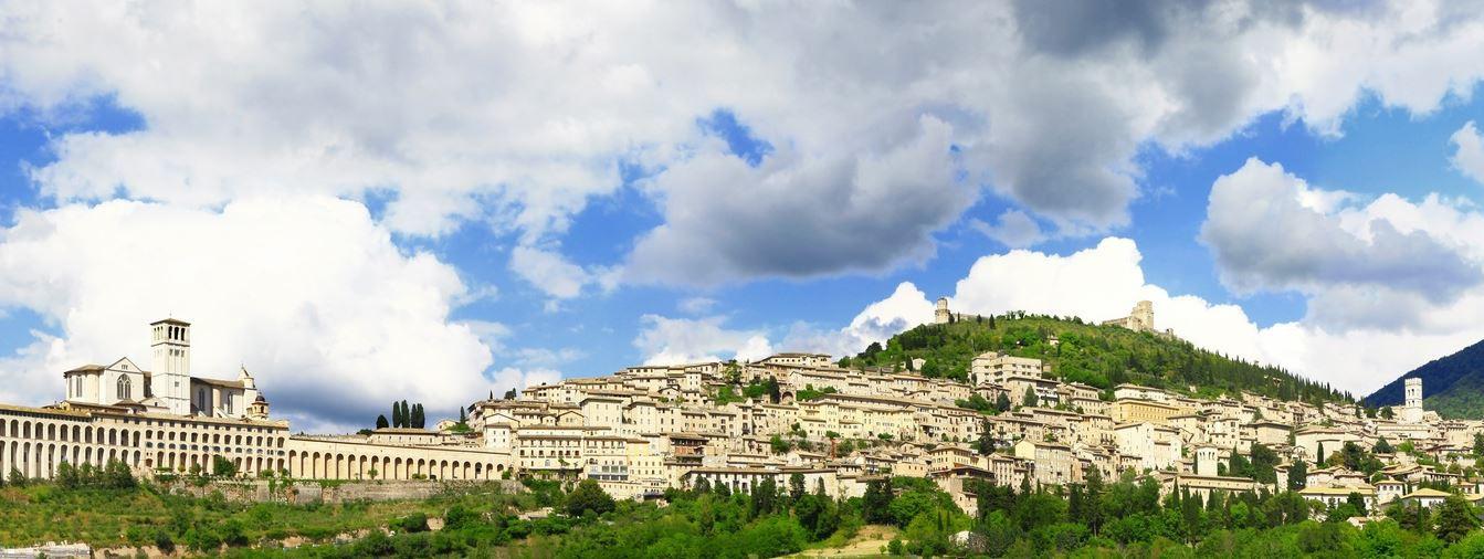 Assisi - spazi pubblicitari affissioni vendita online