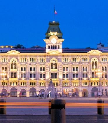 n.4 Parcheggi SABA - Trieste Affissioni Indoor
