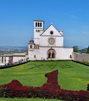 n.4 Parcheggi SABA - Assisi Affissioni Indoor